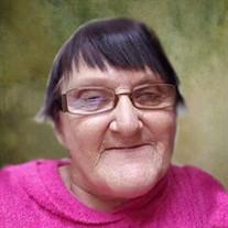 Mary Lou Waldo Snizek