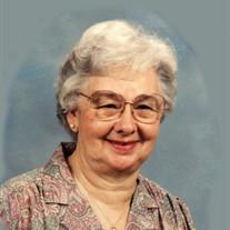 Martha Elizabeth Cothran Woodson