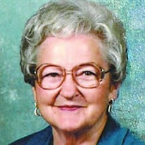 Mrs. Kathern Burgin