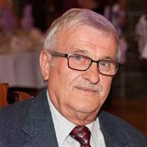 """Mr. Czeslaw 'Chet"""" Jaszczyszyn"""