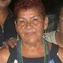 Juana Esther Garcia