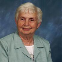 "Mrs.  Patricia ""Pat"" Loraine Martin"