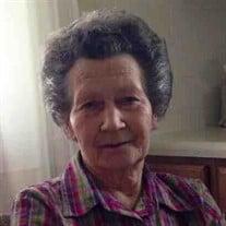 Velma Lorene Crosser
