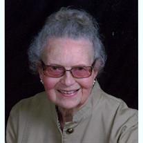 Geraldine Ann Heckman