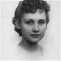 Maxine Eleanor Burkholder