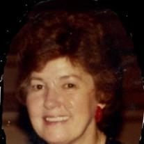Betty Jane Barnes  Wegford