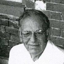 Rev. W. Wendell  Wegford