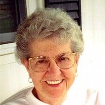 Alma Louise Ashcraft