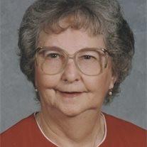 Mary Nancy Baldwin