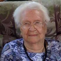 Bertha Mae Woody