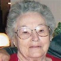 Sarah Louise Martin