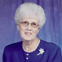 Mrs. Maxine Clark Jones