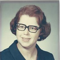 Mrs. Virginia A Keck