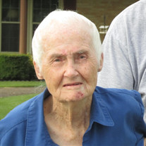 Maudie Mae Newman