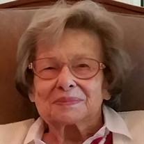 Bernice Florence Cahn Shirley