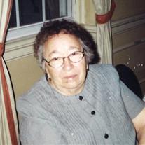 Wilma Duckworth Hicks
