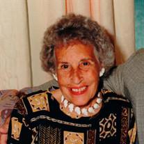 Mrs. Eleanor Marshall
