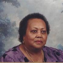 Mamie Ann Mattison
