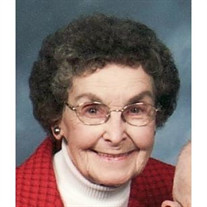 Evelyn Peterson Ahlquist