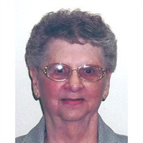 Mary Queor Groleau