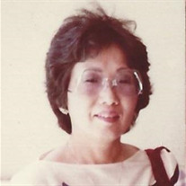 Flora Kiyomi Arasato