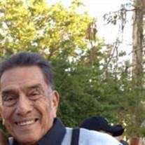 "Mr Carlos ""Chuck"" Martenez"