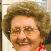 Mrs. Mary Hazel Chandler Brown