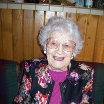 Mrs. Rose Theresa Antczak (Wiktorowski)