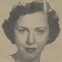 Martha Jane Whitaker