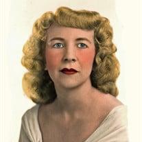 Doris Elizabeth Carrico Unrue