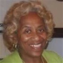 Mrs. Claudia Mae Hawkins Smith