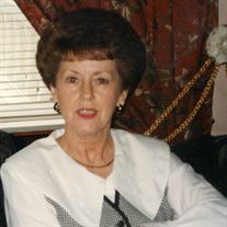 Patricia (Pat) Carter Walden