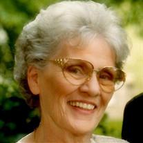 Joan Madlyn Combs