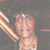 Willie Mae Woods
