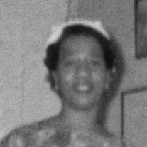 Mrs. Jean Elizabeth Brock