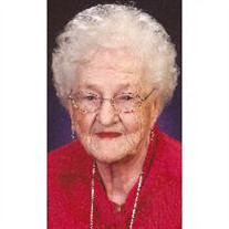Mary Agnes Simmons