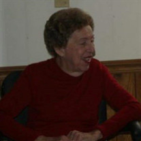 Mrs. Annie Mae Payne Frost