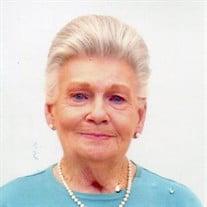 Mrs. MAXINE ALICE CHRISTOPHER SCHWARTZ