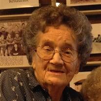 Margaret Louise Sams Breeden