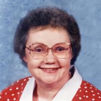 Patricia Louise Hendry