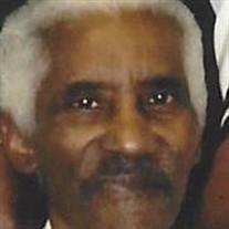Elder Willie James Darisaw