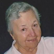 Mrs. Dolores M. Bernau of Pingree Grove