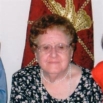 "Mrs. Maria ""Theresa"" Soares"