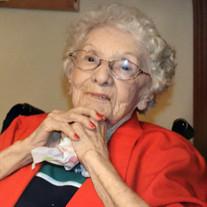 Doris May (Caswell) Fulbright
