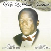 Mr. William  Jackson