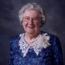Mary Lucille McKenzie