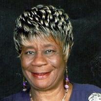 Mrs. Shirley Mae McDougald