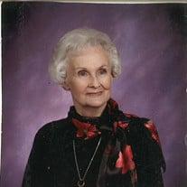 Nora Mae  McCain
