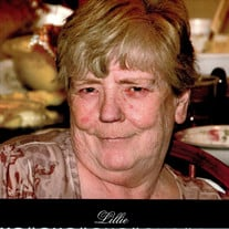 Lillie Ruth Pearson