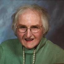 Marjorie Van Buren